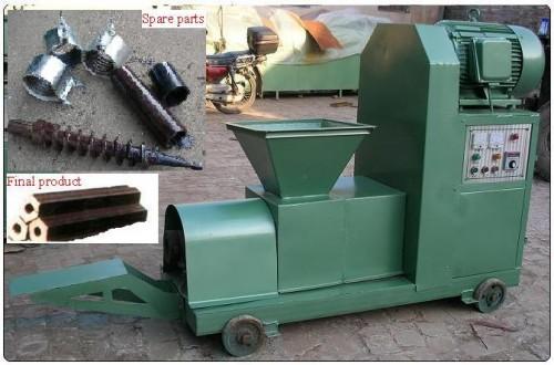 Sawdust briquette machine zhengzhou megaplant imp exp